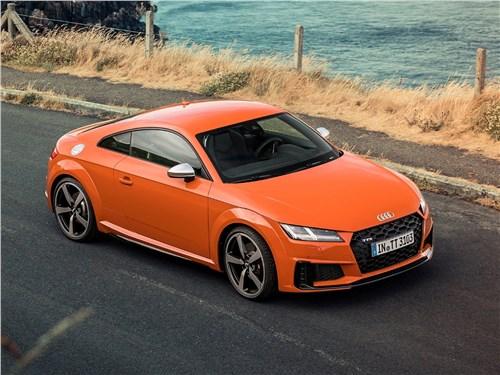 Audi TTS - Audi TTS Coupe 2019 вид спереди