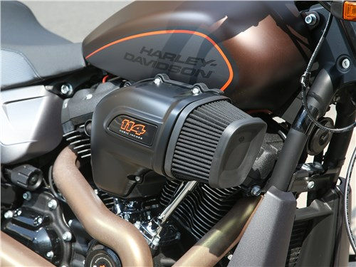 Harley-Davidson FXDR двигатель