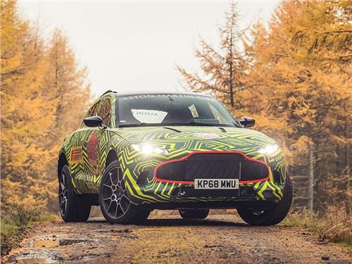 Кроссовер Aston Martin будет круче всех