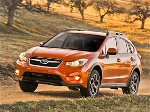 Премьера гибридного Subaru XV состоится в Нью-Йорке