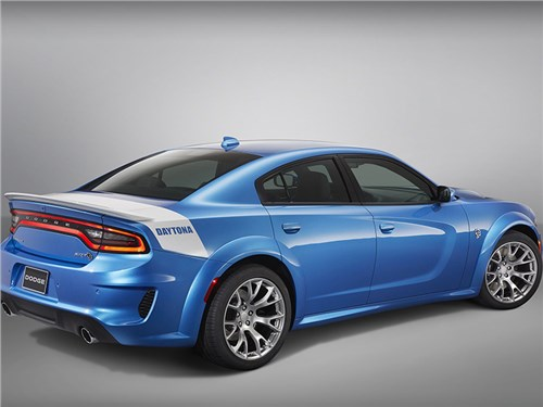 Новость про Dodge Charger - Dodge Charger SRT Hellcat Widebody Daytona 50th Anniversary Edition