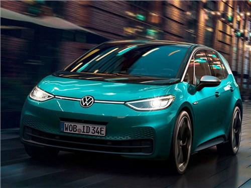 Представлен Volkswagen ID3
