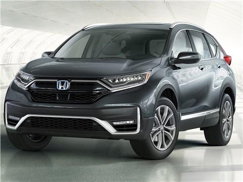Герои нашего времени CR-V - Honda CR-V 2020 вид спереди