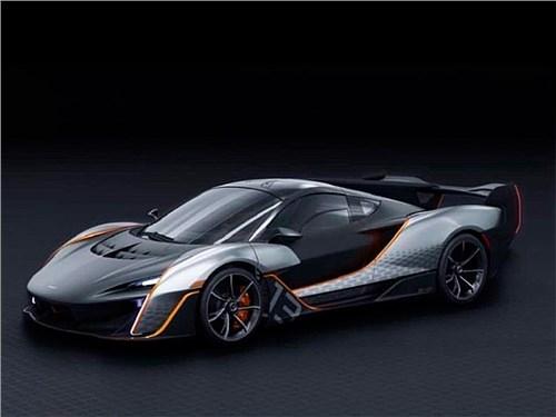 McLaren готовит к выпуску новый супергибрид