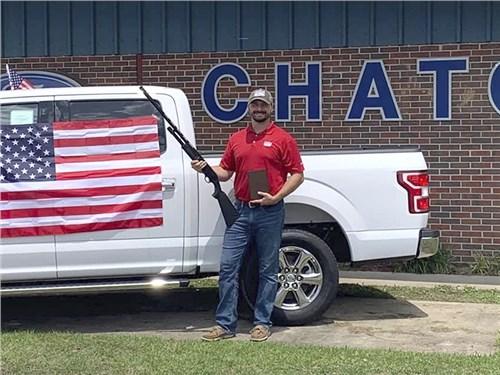 Ford пробуждает у американцев патриотические чувства