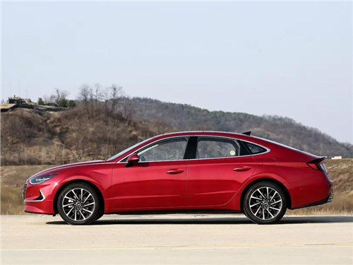 Новость про Hyundai Sonata - Hyundai Sonata 2020
