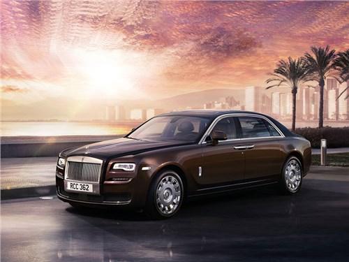 Новость про Rolls-Royce Ghost - Rolls-Royce Ghost Series II