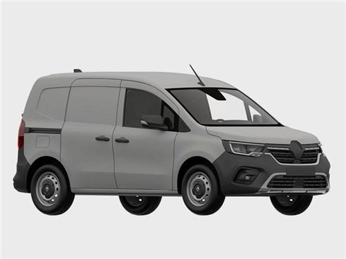 Запатентован новый Renault Kangoo