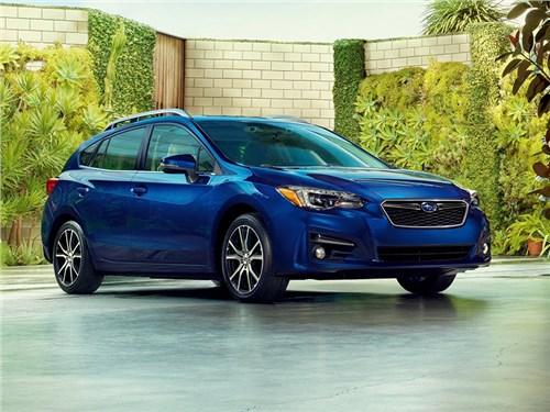 Subaru отзовет более 7 тысяч автомобилей в России