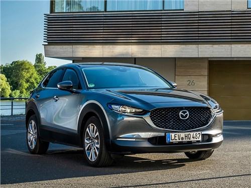 Mazda CX30 сертифицировали для России