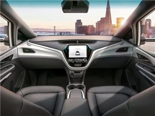General Motors может получить разрешение на выпуск автомобиля без руля и педалей
