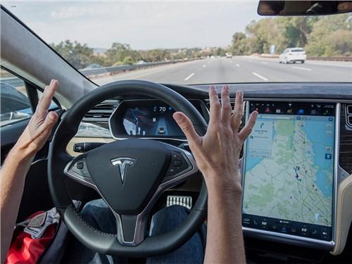 Новость про Tesla Motors - Власти США просят Tesla переименовать свой автопилот