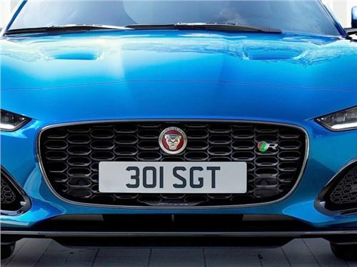 В Jaguar назвали причины появления гигантских решеток радиатора