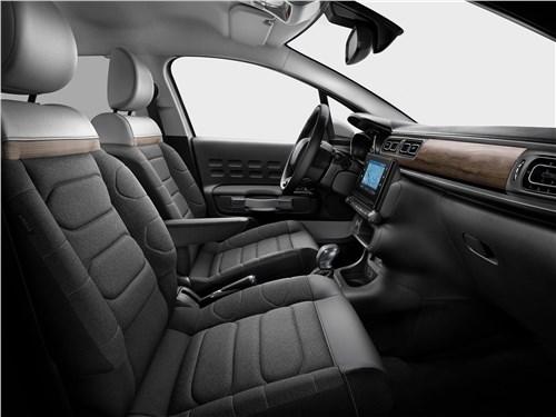 Спутники лета (Обзор российского рынка открытых автомобилей - 2006) C3 - Citroen C3 2020 салон