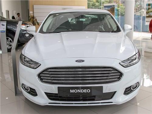 Новость про Ford - Ford Mondeo