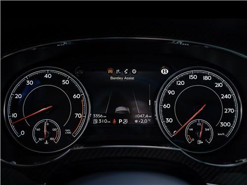 Предпросмотр bentley bentayga speed 2020 приборная панель
