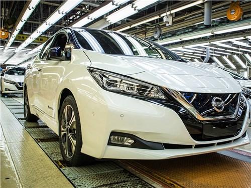 Nissan сократит производство автомобилей более чем в четыре раза