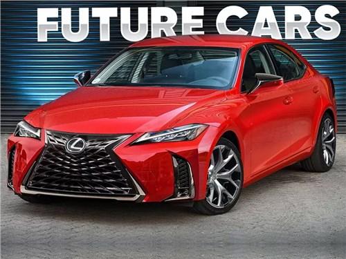 Новость про Lexus - Lexus IS сменит поколение через три месяца