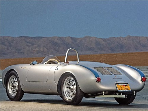 Porsche раздумывает над сверхлегким компактным спорткаром