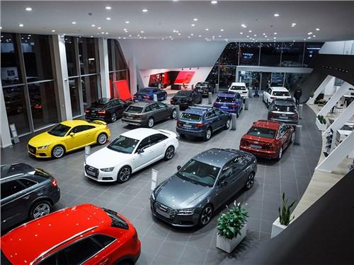 В Москве разрешили открыть автосалоны с 1 июня