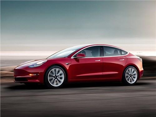 Новость про Tesla Motors - Tesla заняла последнее место в рейтинге качества новых машин