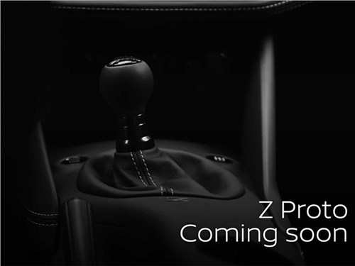 Преемник спорткара Nissan 370Z сохранит механическую коробку