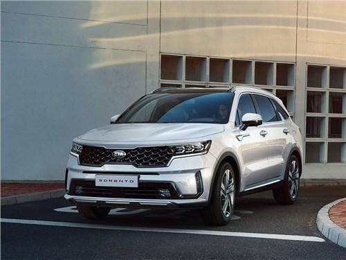 Новый KIA Sorento получит на российском рынке мотор V6