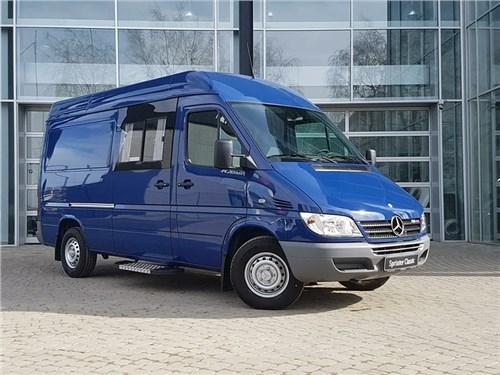 Новость про Mercedes-Benz - Mercedes-Benz Sprinter Classic