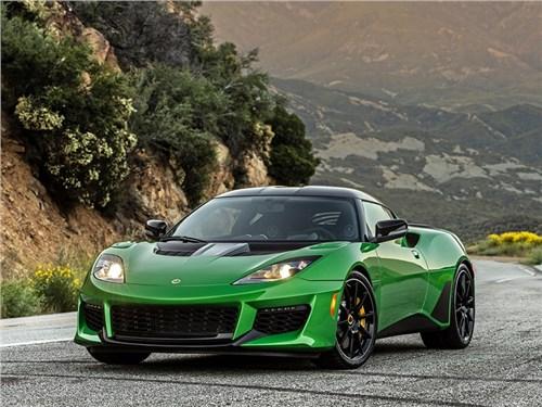 Британское правительство займется разработкой спорткаров Lotus