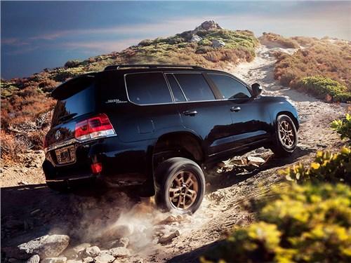 Новость про Toyota Land Cruiser - Toyota Land Cruiser