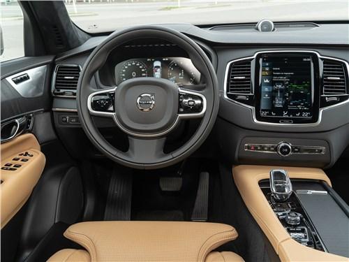 Volvo XC90 2020 салон