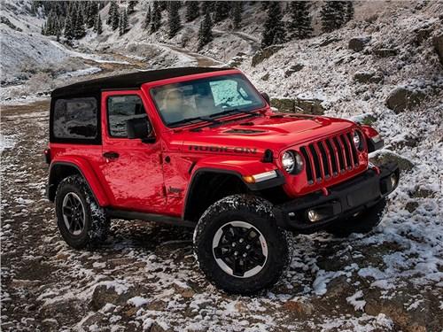 Jeep отзывает более 400 внедорожников в России