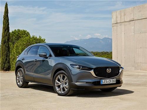 Начался прием заказов на Mazda CX-30