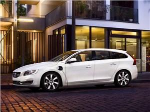 С прос на гибрид Volvo V60 толкает производителя на расширение производства