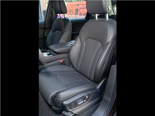 Audi Q7 2020 передние кресла