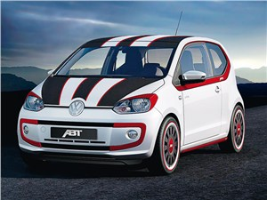 Volkswagen up! тюнинг Abt Sportsline