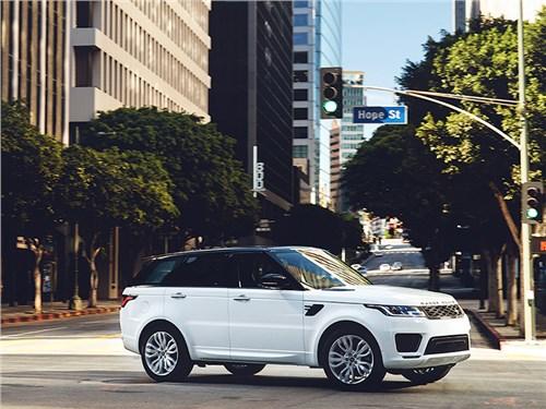 Новость про Land Rover Range Rover Sport - Range Rover Sport
