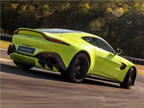 Новость про Aston Martin V8 Vantage - Aston Martin Vantage