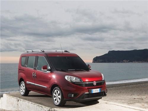 Новость про Fiat Doblo - Продажи Fiat Doblo Panorama в России прекращены