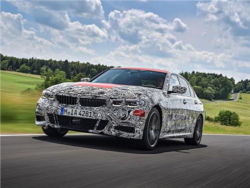 BMW рассказала о новой 3-й серии