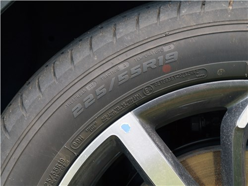 Предпросмотр haval f7 2019 колесо