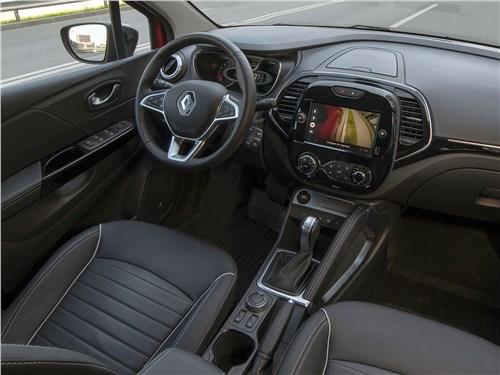 Renault Kaptur (2020) салон