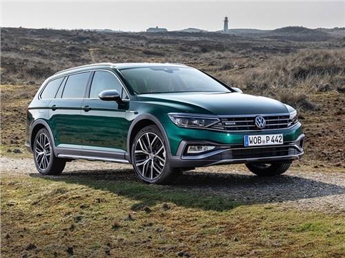 Новость про Volkswagen Passat Alltrack - Volkswagen Passat Alltrack (2020)