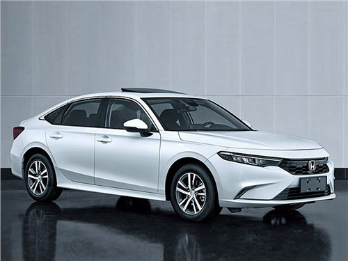 Раскрыта информация о новой Honda Integra