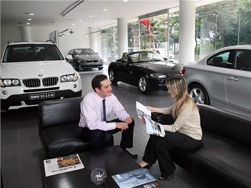В Mercedes и BMW решили искусственно ограничивать поставки машин