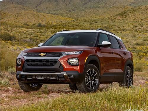 Новость про Chevrolet TrailBlazer - Chevrolet Trailblazer (2021)