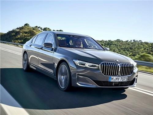 Новость про BMW 7 series - BMW 7-Series (2020)