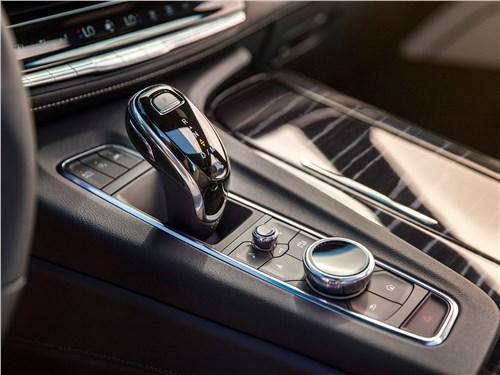 Cadillac Escalade (2021) 10АКПП