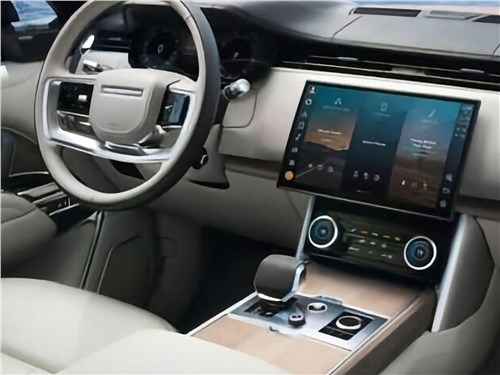 Land Rover Range Rover (2021) салон