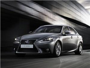 Появились рублевые расценки на Lexux IS нового поколения